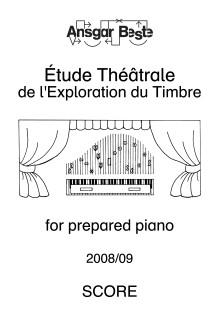 08 Étude Théâtrale