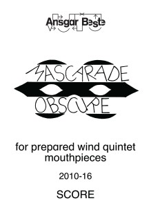 21 Mascarade Obscure