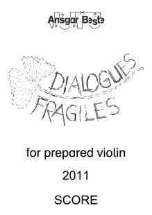 17 Dialogues Fragiles