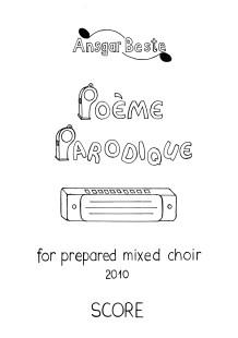 15 Poème Parodique